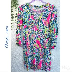 Lilly Pulitzer Pima Cotton Tee Dress